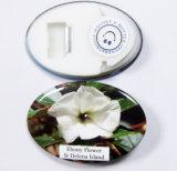 Imán promocional animal del refrigerador del recuerdo de los regalos de Nueva Zelandia Chipre, imán del refrigerador