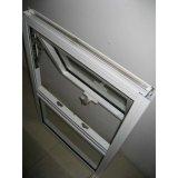 Guichet en aluminium enduit de tente de profil de poudre de qualité avec le blocage multi Kz065