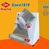 Equipo de comercio pizza de 12 pulgadas eléctrico pasta de la pizza máquina de la prensa de rodillos