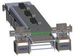 Nécessaire d'imprimante de la machine TM-UV750-4 de séchage UV + de l'écran Tmp-70100 plat