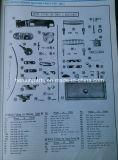 Alta qualidade da peça da máquina de costura do agregado familiar (HA-1-204)
