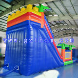 Children Huge Bouncy Slide를 위한 좋은 Quality Giant Inflatable Water Slide