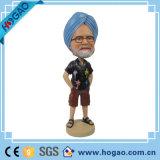 Выполненный на заказ личный политикан Bobblehead Obama подарка