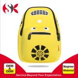 Новое милое Racing Cars School Backpack с Neoprene Material Kids Casual, Travel, Outdoor Bag Competitve Price
