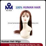 Pelucas naturales del pelo de la peluca del pelo de la manera
