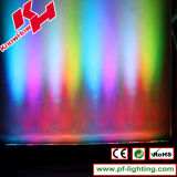 colada de la pared de 240PCS RGB LED, luz del efecto del LED