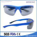 Motorrad komprimierendes Reiten, das schützende Berufssport-Schutzbrille-UVsonnenbrillen laufen lässt