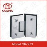 Горячее стекло надувательства к стеклянному шарниру двери ливня для стеклянной двери (CR-Y03)