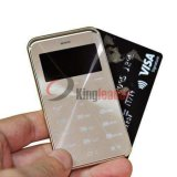 1.69inch Cheaper Card Phone met Bluetooth en vierling-Band (E5)
