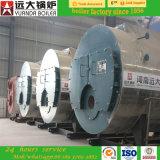 1ton 13bar Disselオイルの重い石油燃焼の蒸気ボイラの熱湯ボイラー