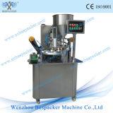 Роторный тип автоматическая машина запечатывания подноса воды чашки