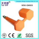 Verbinding van de Bout van de Veiligheid van de Injectie van de Fabriek van het Hangslot van Guangzhou de In het groot Plastic voor het Verschepen