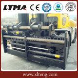 Ltma un carrello elevatore a forcale diesel da 12 tonnellate con le parti della carrozza