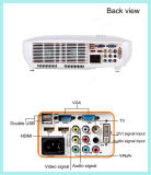 Projetor cheio 1920*1080 do diodo emissor de luz de HD, projetor do diodo emissor de luz 50000h