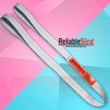 Flacher Augen-Augen-Polyester-Material-Hochleistungsriemen-Hebegurte