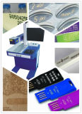 Машина для имен логоса, случай маркировки лазера волокна металла Apple iPhone, Я-Пусковая площадка, ювелирные изделия
