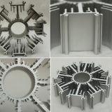 Kundenspezifische 6000 Serien-Aluminiumlegierung, die Ai-Legierungs-Teil passt
