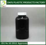 大きいサイズの黒カラー750mlペットプラスチックびん
