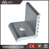 Trousses à outils solaires de support de toit en aluminium de pouvoir vert (XL199)