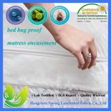 2016 Lab-Tested to Be 100% Cama Bug Proof Waterproof Mattress Cover