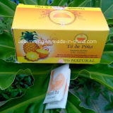 El Dr. Ming Pineapple Slimming Tea de la pérdida de peso de Del Pineapple