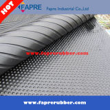 Groove Bottom Cow Stable Mat / Groove Bottom Horse Stable Rubber Flooring.