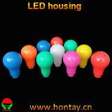360 Ángulo Plástico Pantalla accesorio de iluminación LED Bombilla Vivienda