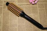 Электрический гребень Curler волос выправляя щетку волос