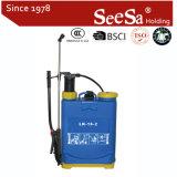 16L 배낭 또는 책가방 수동 손 압력 농업 스프레이어 (SX-LK16-2)