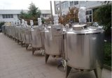Tanque de mistura de mistura líquido do tanque do aço inoxidável