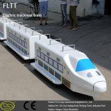 Холодная батарея плана - приведенный в действие крытый & напольный Trackless поезд