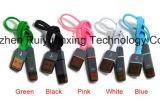 2 en 1 câble d'USB Charing, téléphone pour téléphoner la charge