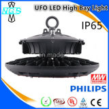 Lumière élevée linéaire de compartiment de LED, lumière industrielle extérieure