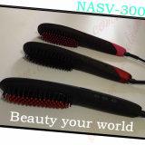 Электрическая щетка волос с аттестацией FCC RoHS Ce (NASV300)