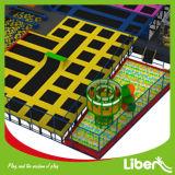 顧客の位置の大きい屋内トランポリン公園デザインに従って