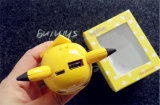 Los 10000mAh más nuevos Pokemon portable van batería de la potencia del USB de Pikachu