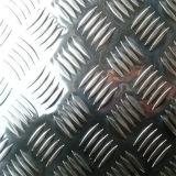 Plaque 5754 Checkered en aluminium pour antidérapage utilisé