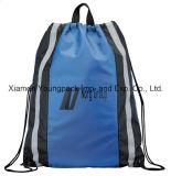 Venda por atacado promocional impermeável 210d saco de nylon niquel