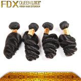 ブラジルの緩い波の毛の工場卸売の安い毛の拡張
