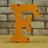 Decoração de madeira das letras para a decoração Home