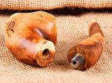 열저항 Handmade 나무로 되는 재상할 수 있는 환경 연기가 나는 관