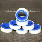 12mm青いOutershell PTFE Tape/PTFEの糸のシールテープかテフロンテープ