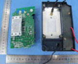 Dreiphasen380v 1HP 0.75kw Universalfahrer der frequenz-Inverter/VFD/AC