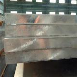 6063 het Blad van het aluminium voor Bedplaat