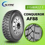 모든 강철 TBR 타이어 광선 트럭 타이어 For12r22.5, 315/80r22.5