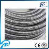 L'acciaio inossidabile ha coperto il tubo flessibile ondulato Teflon di 1/2 '' 260 centigradi di grado