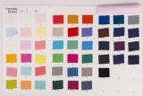 Twill Rayon Viscose e Polyester Blend Fabric