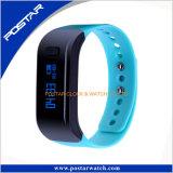 De mult-Functie van het nieuwe Product de Slimme Slimme Horloges van de Kleur van het Suikergoed van de Armband