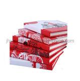 Service d'impression traditionnel de livre d'agenda de livre À couverture dure de Papier-Cuting de la Chine (jhy-351)