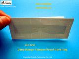 Fdy-9654 de UHF Waterdichte Markering van het Huisdier van de Lange Waaier RFID